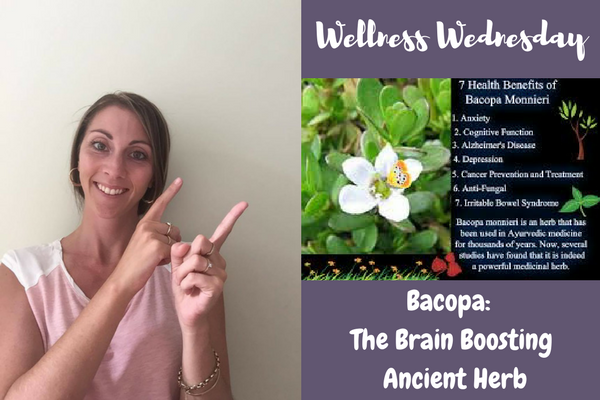 Bacopa: The Brain Boosting Ancient Herb