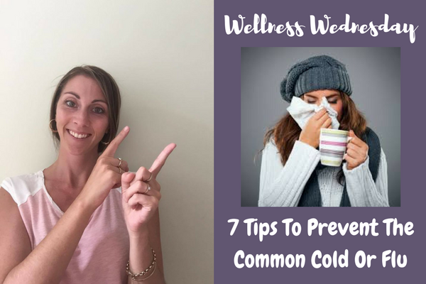7 tips to prevent a cold or flu